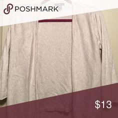 Gap 3/4 sleeve cardigan Gap 3/4 sleeve cardigan GAP Sweaters Cardigans