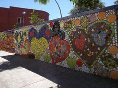 In Valparaiso, Chile