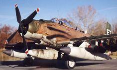 Douglas Skyraider by Ian Robertson (Tamiya Us Navy Aircraft, Ww2 Aircraft, Fighter Aircraft, Military Aircraft, Fighter Jets, War Jet, Douglas Aircraft, Close Air Support, Flying Ace