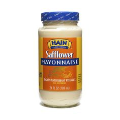 Shop Hain Pure Foods Safflower Mayonnaise at wholesale price only at ThriveMarket.com