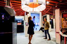 New Shopping Experience by Picom – Guillaume Da Silva / Scénographie