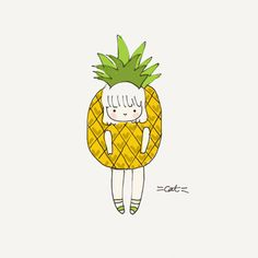 Little Pineapple//