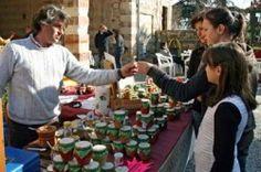 Golosaria è protagonista nei castelli del Monferrato. È un evento di richiamo poiché esalta la gastronomia italiana. Il paesaggio è protagonista.
