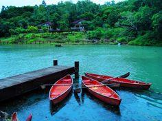 Boating Lagoon at Mambukal, Mambukal Mountain Resort Bacolod City, Philippines Beaches, Visayas, Bungee Jumping, Tourist Spots, Mountain Resort, The Visitors, Travel Photos, Travel Guide