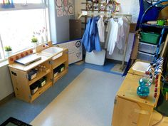 Our learners voted to turn our drama centre into a science lab. Some students had lots of background knowledge, while others didn't know wha. Environmental Print, How To Make Signs, Dramatic Play Centers, Play Centre, Student, Science, Room, Learning, Bedroom