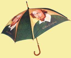 Shakespeare will brighten up any rainy day.
