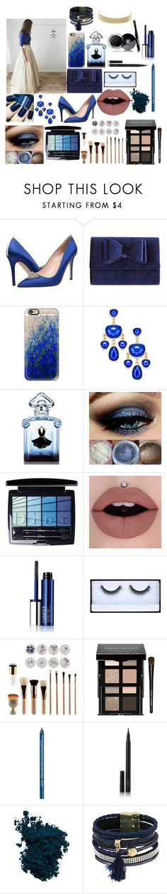 """""""Howlin' for you"""" by gmurielle ❤ liked on Polyvore featuring SJP, INC International Concepts, Casetify, Charter Club, Guerlain, Christian Dior, Chanel, Clinique, Huda Beauty and Bobbi Brown Cosmetics"""