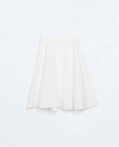 Image 5 of FLARED SKIRT from Zara