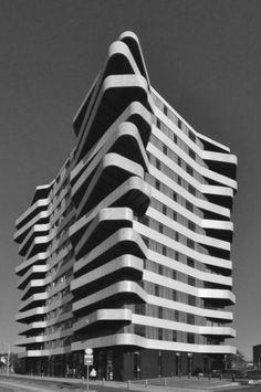 Housing Hatert, Nijmegen  24H>architecture