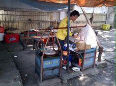 Gule Tikungan. Jl. Bulungan. South Jakarta.
