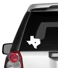 Items similar to State Decal with Heart - Customized Car Vinyl Decal on Etsy Car Decals, Vinyl Decals, Daily Deals Sites, Deal Sites, Love Car, 4 H, Custom Cars, Valentine Day Gifts, Unique Jewelry