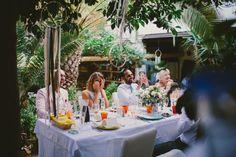 Wedding reception in Rethymnon Wine cellar - Enoteca Photographer : Graham Hodgetts Rethymno Crete, Garden Venue, Wine Cellar, Graham, Wedding Reception, Garden Design, Greece, Dan, Table Settings