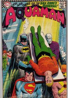 Aquaman 30 - Nick Cardy, Patrick Gleason