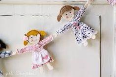 نتيجة بحث الصور عن doll girl felt hair