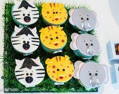cupcakes zoo