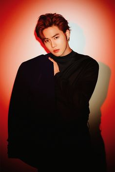 """181207 — Exo to release their Repackage album """"Love Shot"""" on December They started to share photo teaser for their upcoming album with hot pictures of Kai and Sehun in Red 🔥 Checkout their teaser below Kaisoo, Chanbaek, Exo Minseok, Kim Jongin, Exo Smtown, Baekhyun Chanyeol, Park Chanyeol, Leeteuk, Kyuhyun"""