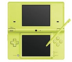 Nintendo DSi - Lime Green