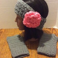 """Selling this """"Ear Warmers/fingerless Gloves.  sale"""" in my Poshmark closet! My username is: stitchesforyou. #shopmycloset #poshmark #fashion #shopping #style #forsale #Accessories"""