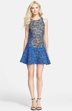 Parker 'Coventry' Fit & Flare Dress available at #Nordstrom
