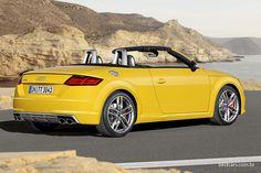 Audi TT Roadster chega em três versões de até 310 cv | Best Cars