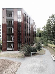EMI Architektem, Am Katzenbach, 2015