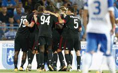 HIGHLIGHTS: Craiova 0-1 Milan Europe League, Soccer Highlights, Football Highlight, Soccer News, Thing 1, Sport Football, Ac Milan, Jackets, Third