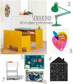 Kinderzimmer für Schulkids : mehr als nur ein Schreibtisch!