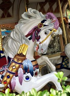 Cinderella's Golden Carousel - PTC Outside Row Jumper