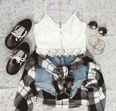 Cute look.