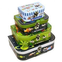 bubbalove.com.au - Bobble Art - Suitcase Set - Transport
