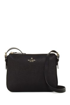 kate spade new york - Charlotte Street Irini Leather Crossbody at Nordstrom Rack. Free Shipping on orders over $100.