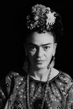 Frida Kahlo. Mexico. 1952.