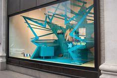 StudioXag: Schaufenster-Projekt für die Ausstellung Future Map