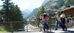 Alps Summer Skiing - Luxury Summer Chalets | Alpine Activity Holidays