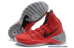 Nike Hyperdunk 2013 XDR University Red/Black-Wolf Grey 613958-600 Online