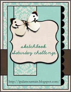Sketchbook Saturday challenge #57