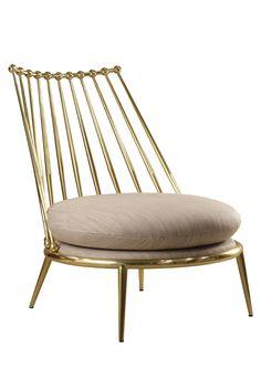 Aurora armchair by Cantori