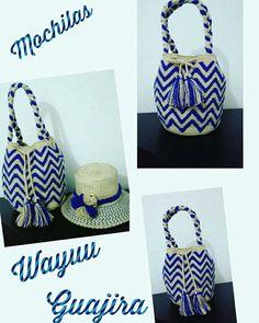 Mochila wayuu guajira Drawstring Backpack, Backpacks, Bags, Handbags, Backpack, Backpacker, Bag, Backpacking, Totes