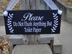 Toilet Septic Tank Sign Google Search Bathroom Signs Pinterest Septic Tank Toilet And