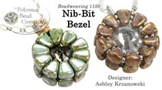 "In this video from The Potomac Bead Company, Allie teaches you how to make PBC staff member Ashley's ""Nib-bit Bezel"" design. Find a list of supplies in the d..."