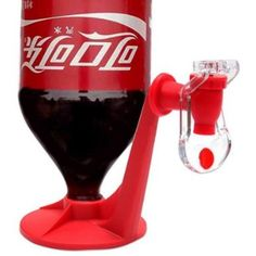 Attractive Novelty Saver Soda Dispenser Bottle Coke Upside Down Drinking Water Dispense Machine Home Bar Gadget Party Hot Kitchen,dining & Bar
