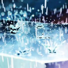gif quote Black and White anime beautiful b&w edit i miss you rain monochrome in this days rain drops Heavy Rain raining anime scenery anime monochrome Wallpaper Animes, Anime Scenery Wallpaper, Animes Wallpapers, Aesthetic Gif, Blue Aesthetic, Aesthetic Wallpapers, Art Manga, Anime Art, Gif Animé