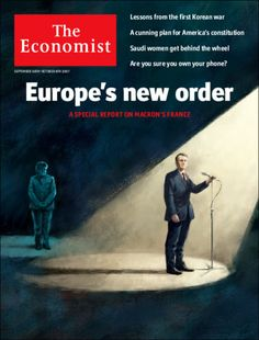 The Economist offers authoritative insight and opinion on international news, politics, business, finance, science, technology and the connections between them.