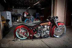 PanDejo | Torch Custom Built Bikes | Custom Motorcycle Handlebars | Made in USA
