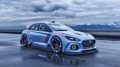 The Koreans are prepping a nippy hot hatch, but sadly, it won't make it over to the States. However, Hyundai won't leave the U. Hyundai Veloster, Veloster Turbo, New Hyundai, Hyundai Cars, Ford Focus, Focus Rs, Honda Civic, Tuning Motor, Stock Car