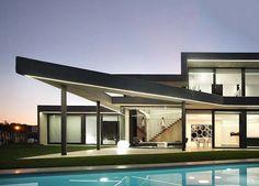 #architecture #homedesign #interiors #luxuryhome #concrete #house #villa #valencia #spain