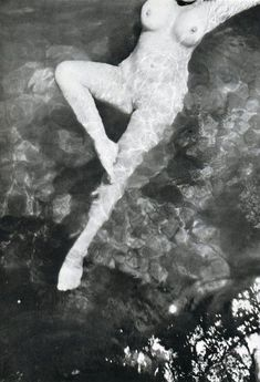 Leonor Fini, Trieste, 1933, photography by Henri Cartier-Bresson