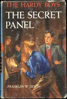 The Hardy Boys 'The Secret Panel' Mystery Book #25~Franklin W ...