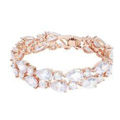 Ein Traum in Roségold Fashion Rings, Gold, Bracelets, Dress, Jewelry, Jewelery, Bangles, Costume Dress, Jewellery Making