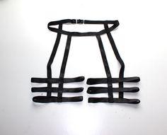 thigh belts.